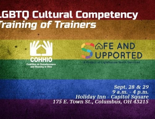 LGBTQ Cultural Competency Training of Trainers