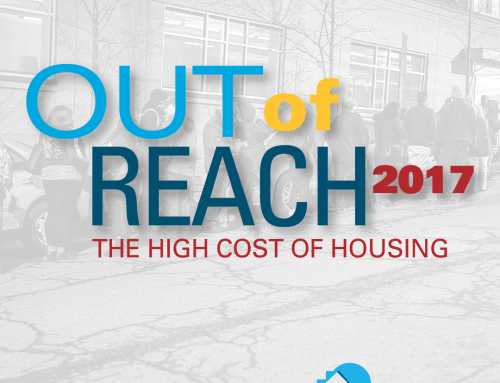Affordable Housing Out of Reach in Ohio