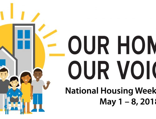 National Housing Week of Action and the next HUD Budget