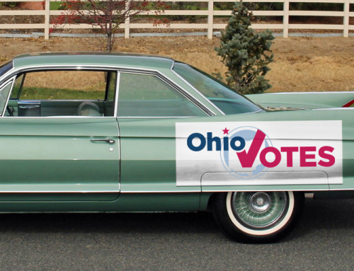 Ride to Vote Ohio!