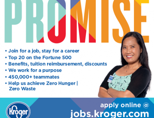 Kroger Is Hiring at Your Agency