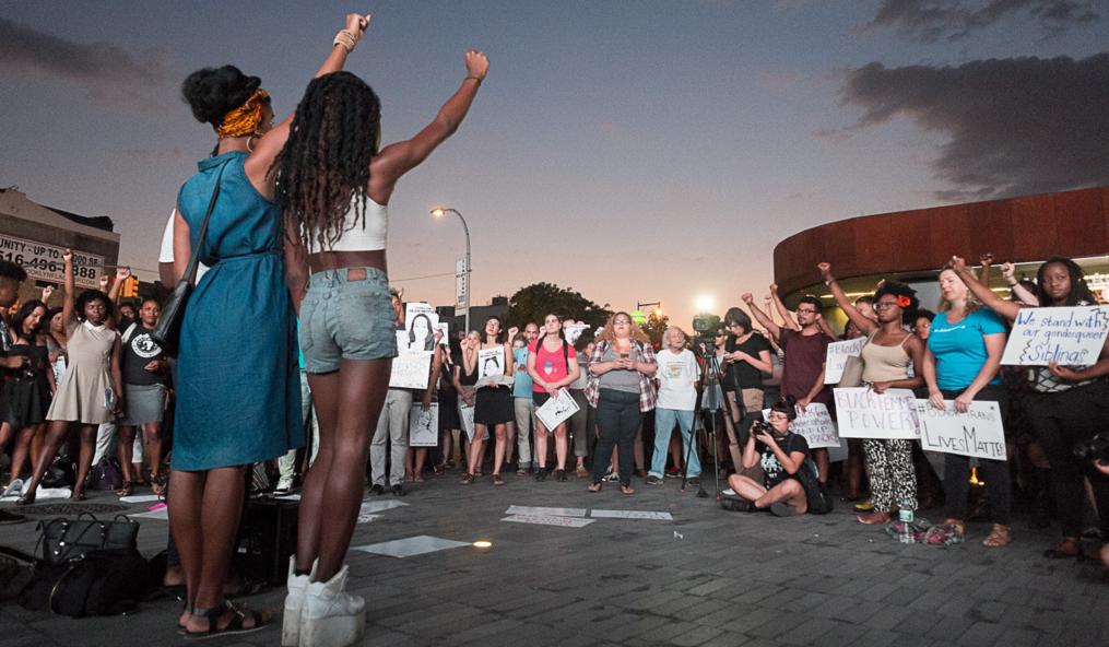 Black Trans Lives Matter, 2016 TJFP Grantee