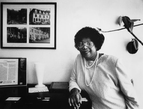 Black History Month: Dorothy Mae Richardson