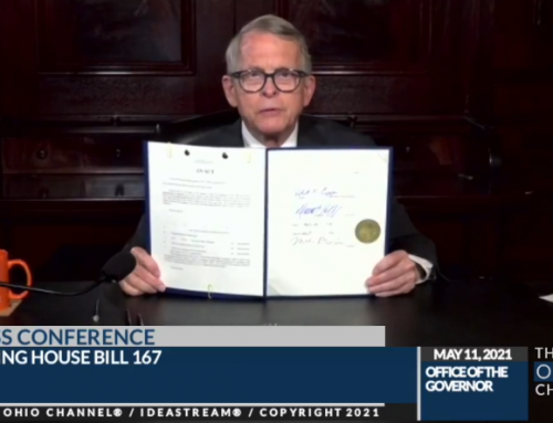 DeWine Signs Emergency Rental Assistance Bill