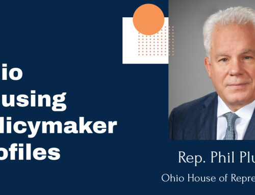 Housing Policymaker Profiles: Rep. Phil Plummer
